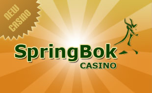 New Casino SpringBok Casino Now Open for South African Rand Play