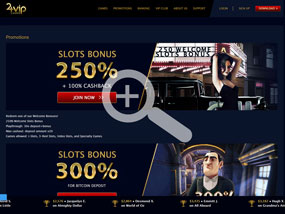 24VIP Casino | Promotions Page