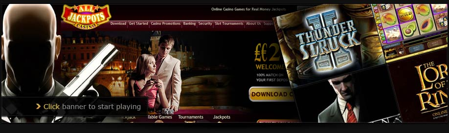 400 online casino games, more than 300 online slot machines and over 15 progressive jackpot slot machines