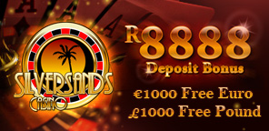 Silversands is offering an unbelievable R8888 Deposit Bonus. Deposit via SID and Local bank accounts.