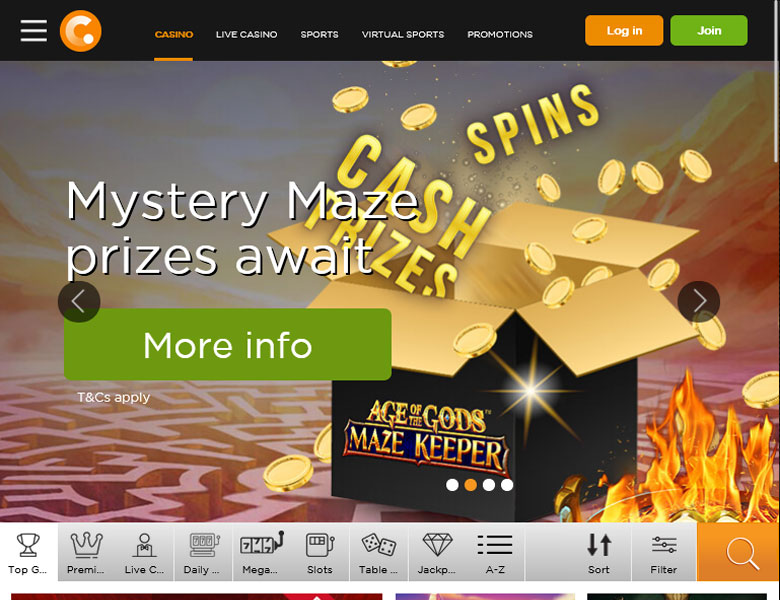 Play UK Blackjack Online at Casino.com South Africa