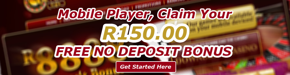 no deposit mobile casino south africa