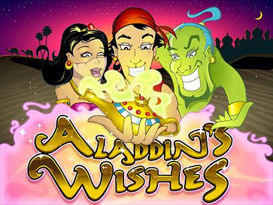Aladdins Wishes Mobile Casino Game