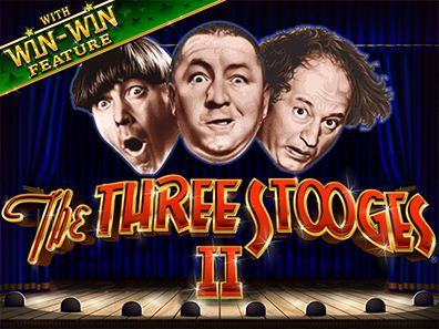 The Three Stooges II Mobile Casino Game