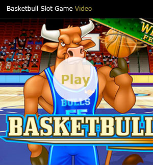 Basketbull | Slot Game Video