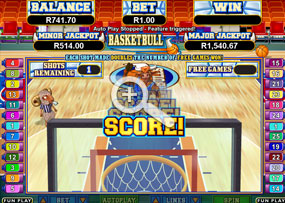 Basketbull | Free Throws Bonus Feature