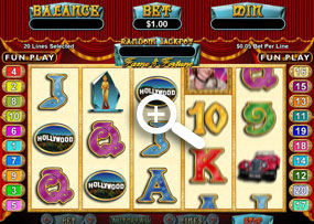 Fame And Fortune | RTG Top Slot Game