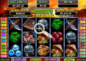 Goblin's Treasure | Free Spins Feature
