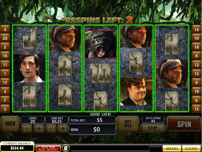 Kong 8th wonder of the world slot casino paris 15 grand pavois