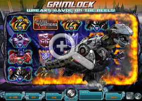 Transformers - Battle For Cybertron Grimlock Feature