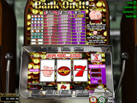 You can bank on this game, play Bank On It Now at SpringBok Casino