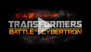 Transformers - Battle For Cybertron Slot Game